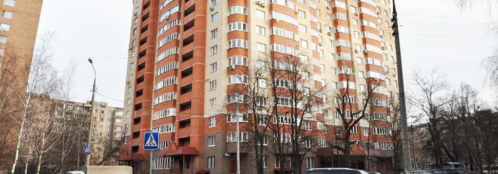 3 комнатная квартира в элитном доме с ремонтомПодольск, улица Мрамонтая, дом 10